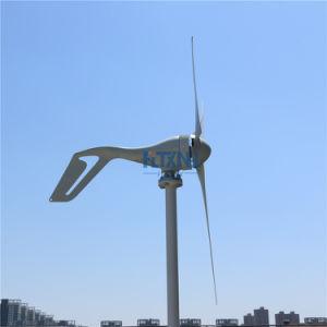 Turbine des Wind-100W 12V24V für Hauptgebrauch-Straßenbeleuchtungs-und Yacht-Stromversorgung-dringendes Kraftwerk mit MPPT Ladung-Controller