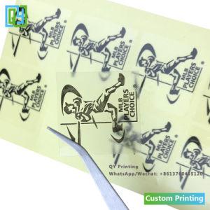 Custom Print прозрачных ясно косметика губная помада обозначение уплотнения