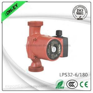 Ménage à trois vitesses de 100 W de pompe de circulation en fonte : LPS32-6S/180