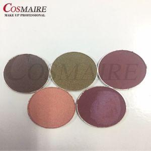 Het privé Pigment van de Oogschaduw van het Kameleon van het Chroom van het Palet van de Oogschaduw van Duochrome van het Etiket