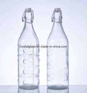 Nach Maß Farbanstrich farbige luftdichte Getränkeglasflaschen