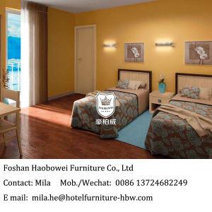 Современный отель две односпальных кровати зал Мебели кухни