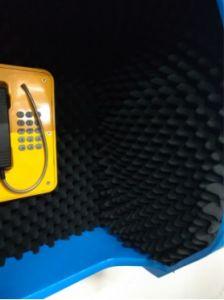 Горячий продавать звуконепроницаемые бленда для защиты телефона шум в рабочих средах