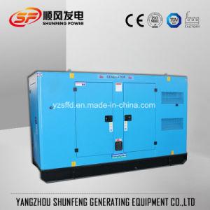 150kVA schalldichter Deutz elektrischer Strom-Dieselgenerator mit leisem Gehäuse