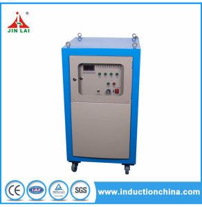 中国製小さい鋼鉄鋼片15kwの誘導電気加熱炉
