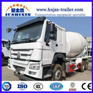 2018年の中国の新しい6cbm/10cbm/12cbm具体的なミキサーのトラックの工場価格