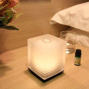 60ml de óleo essencial perfumada Aroma Difusor de vidro em 3D