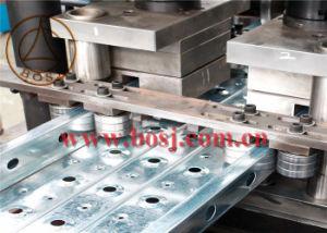 Hohe Leistungsfähigkeits-Stahlweg-Vorstand-Gestell-Planke-Rolle, die Maschine bildet