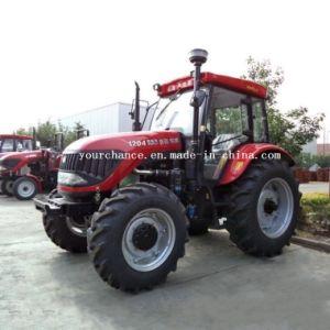 Dq1204 Tractor Van uitstekende kwaliteit van het Landbouwbedrijf van de Vierwielige Aandrijving van China de Grote met de Motor van de Cilinder van Yto 120HP 6