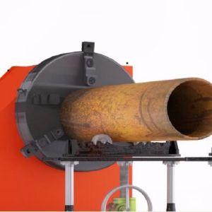 Melhor serviço pós vendas novas concebidas CNC do tubo de Plasma máquina de corte
