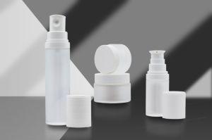 Le flacon en verre/Lotion bouteille/bouteille Airless/flacon acrylique pour les cosmétiques à l'emballage