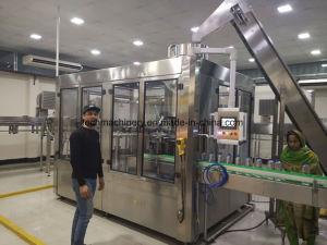 Água potável pura automática fábrica de engarrafamento de líquidos de Bebidas Linha 3NO1 máquina de enchimento com preço de fábrica