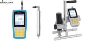 Testeur de dureté de l'UCI à ultrasons portable pour les vérins de hélio