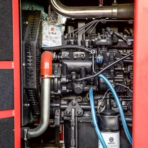 200квт 250 ква, утвержденном CE низкий уровень шума Silent Shangchai дизельных генераторах (G128ZLD)