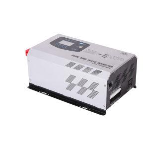 Низкая частота 6 квт 24V/48V гибридная солнечная энергия инвертор с 35A Аккумуляторная батарея Зарядное устройство переменного тока