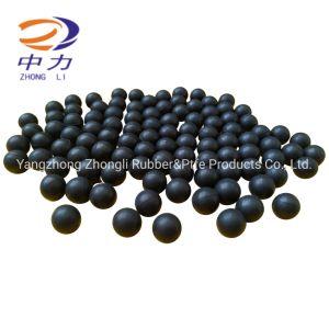 NBR de suministro de fábrica de pelotas, pelotas de goma NBR personalizados, juntas de goma, piezas de caucho
