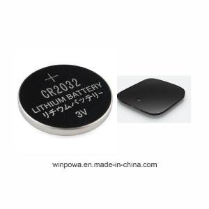 Bateria de lítio CR2032 para Xiaomi Caixa de TV