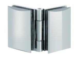 Conexão do banho de chuveiro em vidro de porta Dobradiça (FS-352)