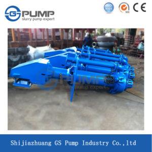 Fábrica de China producción de alta aleación de cromo de la bomba Vertical de papilla para minería