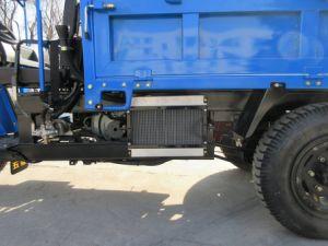 Chinese Diesel Waw Vrachtwagen Met drie wielen met Rops & Zonnescherm