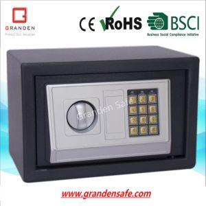 Cofre eletrônico para Casa e Escritório (G-20EA) , de Aço Sólido