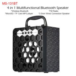 Alto-falante do rádio FM com porta USB Ms-131bt Alto-falante Bluetooth promocionais