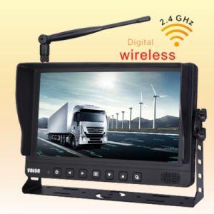 De reserve Camera voor de Kar van de Korrel, de Aanhangwagen van het Paard, Vee, Tractor, combineert, rv - Universele, Weerbestendige Camera's