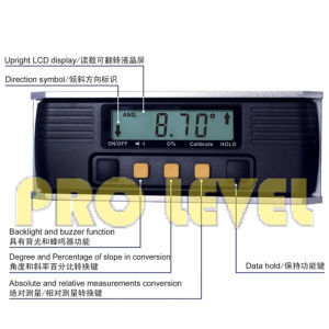 Base magnética transferidor digital LCD vertical (SKV810-203)