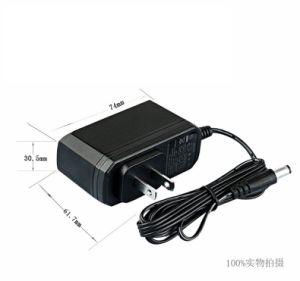 Нам разъем 5V 9V 10V 12V 24V 0,5 А 1A 1,5A 2A 2.5A 3A адаптер питания