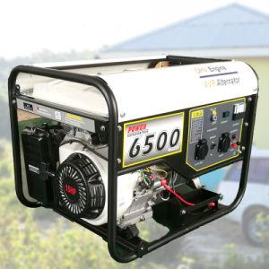 5KW de Potência nominal do gerador a gasolina GPL (TF6500/E/GPL)