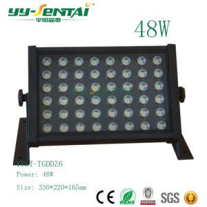 LEDのフラッドライトの防水Colorfull LEDの照明36With48W屋外の装飾