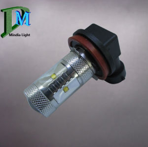 H8 LED Fog Light 1000lm Auto LED Head Lamp (MD-H8-CR-30W)