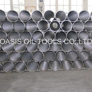 DIN4925 standaardRoestvrij staal 304 de Putfilter van het Water van de Draad/het Scherm Johnson