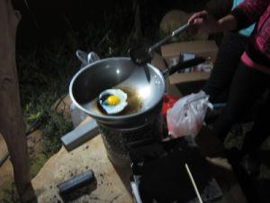 Générateur de Hot-Selling poêle pour les habitants des forêts