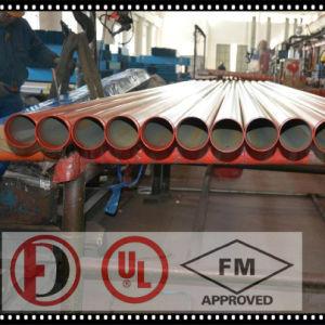 Anticorrosivo allineato vernice a resina epossidica del tubo d'acciaio per lo spruzzatore del fuoco