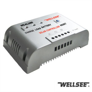 Wellsee WS-AL4860 60A 48Vの太陽街灯のコントローラー