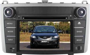 8 lettori DVD Android dell'automobile di BACCANO dello schermo di tocco di pollice 2 per la famiglia 3 di Haima con 3G, WiFi (LZT-8719)