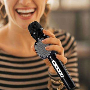 Дешевые ручной микрофон для записи
