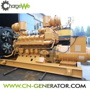 AC Gensetの部品が付いている三相出力1MWディーゼル発電機