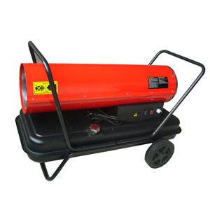 Espaço de diesel de queima direta do aquecedor de ar/aquecedor ventilador Industrial