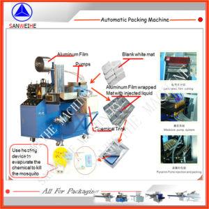 Sww-240-6 Tapete Mosquito Automatic dosagem de líquidos e máquina de embalagem