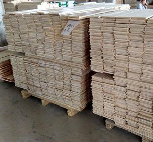 Les planchers de bois naturel de chêne multicouche Engineered Wood Flooring (Parquet)
