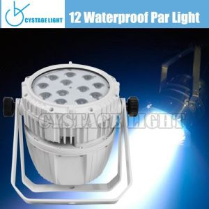 12X12W Mini Waterproof PAR Light