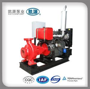 Kaiyuan Xbc 500 gpm@10bar Diesel Bomba de agua para la lucha contra incendios