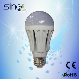 15W lâmpada LED de alta potência E27 alojamento de alumínio