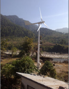 Qingdao Anhua 10kw Pitch Controlled High Efficiency Wind Power Generator