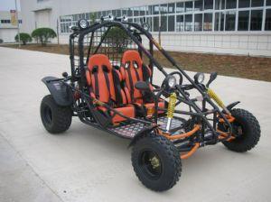 Уилер приведенный в действие газом CVT 4 Kandi идет Kart (KD 250GKA-2Z)