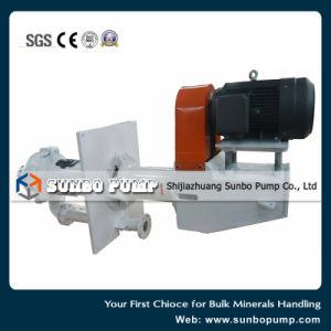 Pompa centrifuga resistente dei residui del pozzo del pozzetto dell'asta cilindrica