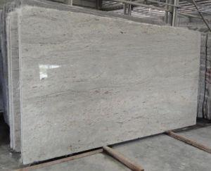 Lastre bianche del granito del fiume Polished per le parti superiori di Countertops&Vanity