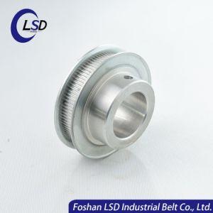Gt2 Courroie de distribution en aluminium de haute précision pour la transmission de la machine de la poulie